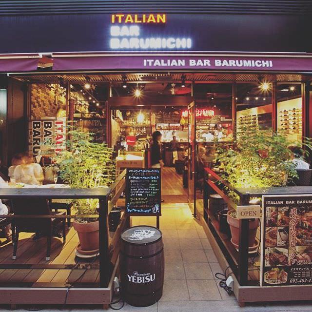 博多テラスレストラン1