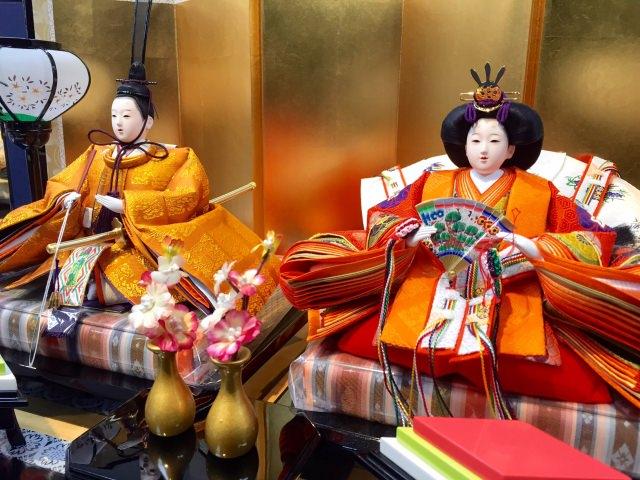 福岡ひな祭り1